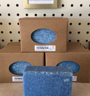 Cool Spring Soap Mens