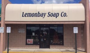 Lemon Bay Soap