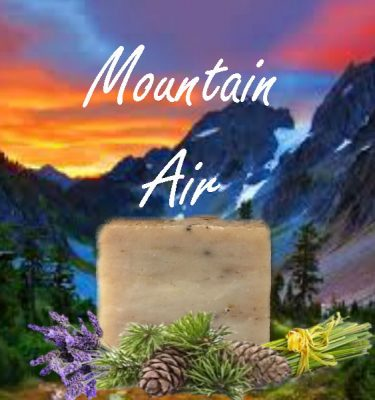 mountain air soap