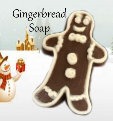 gingerbread-soap