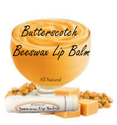 butterscotch balm